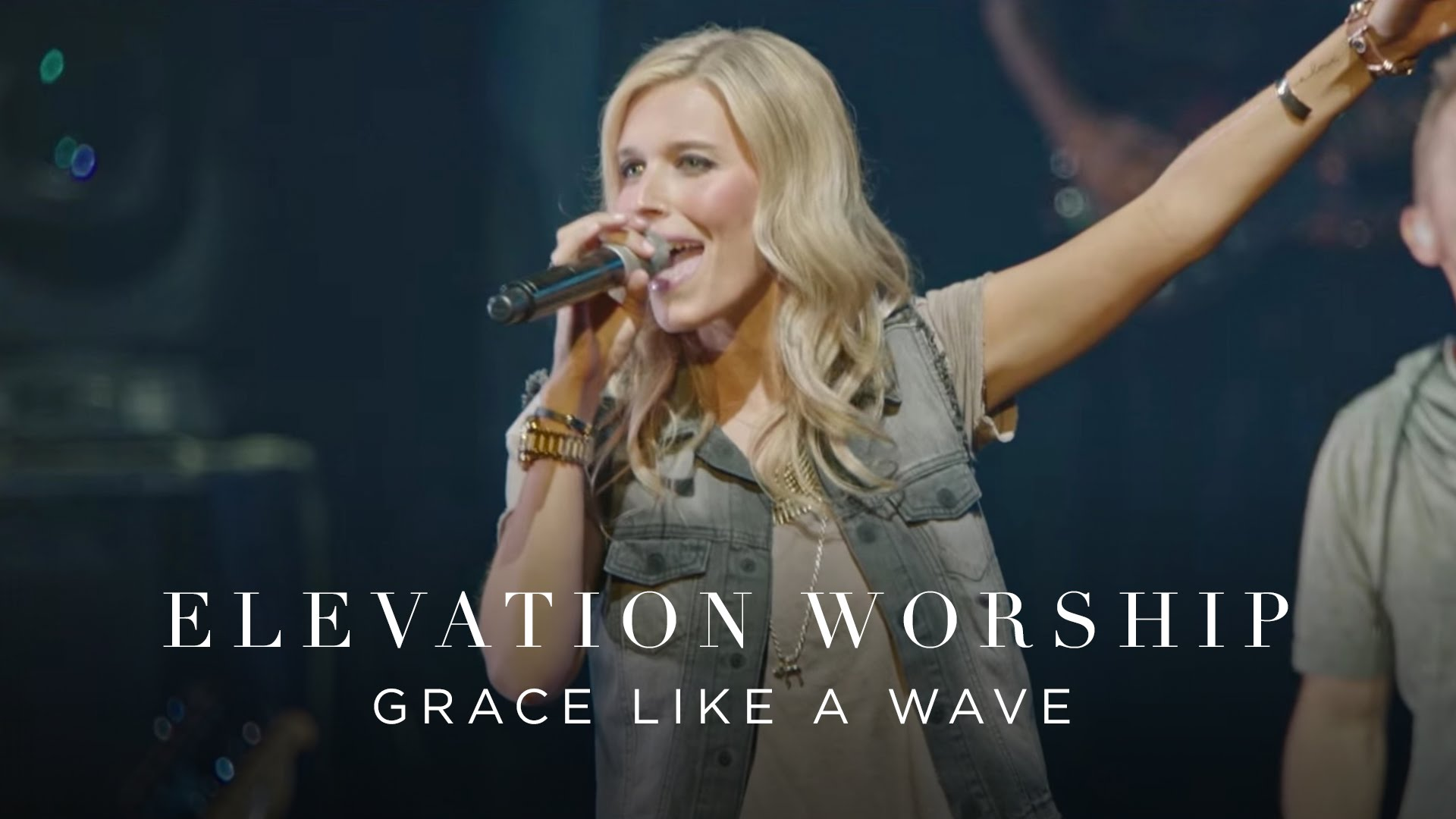 Grace, Crashing Over Me, Grace Comes Like A Wave, Elevation Worship