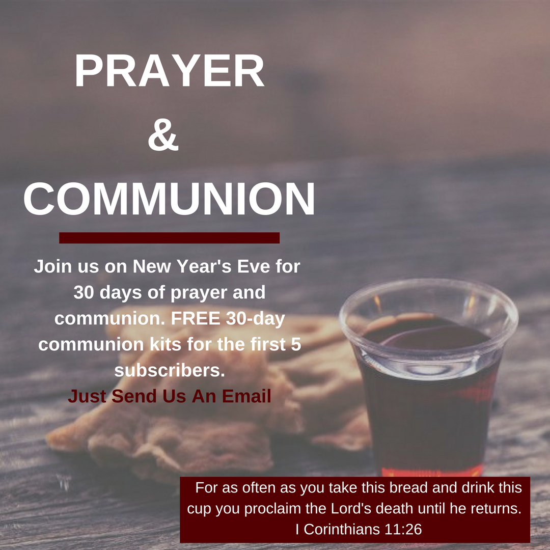 Prayer & Communion