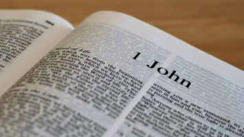 """The Book of 1st John"" Bible Reading"